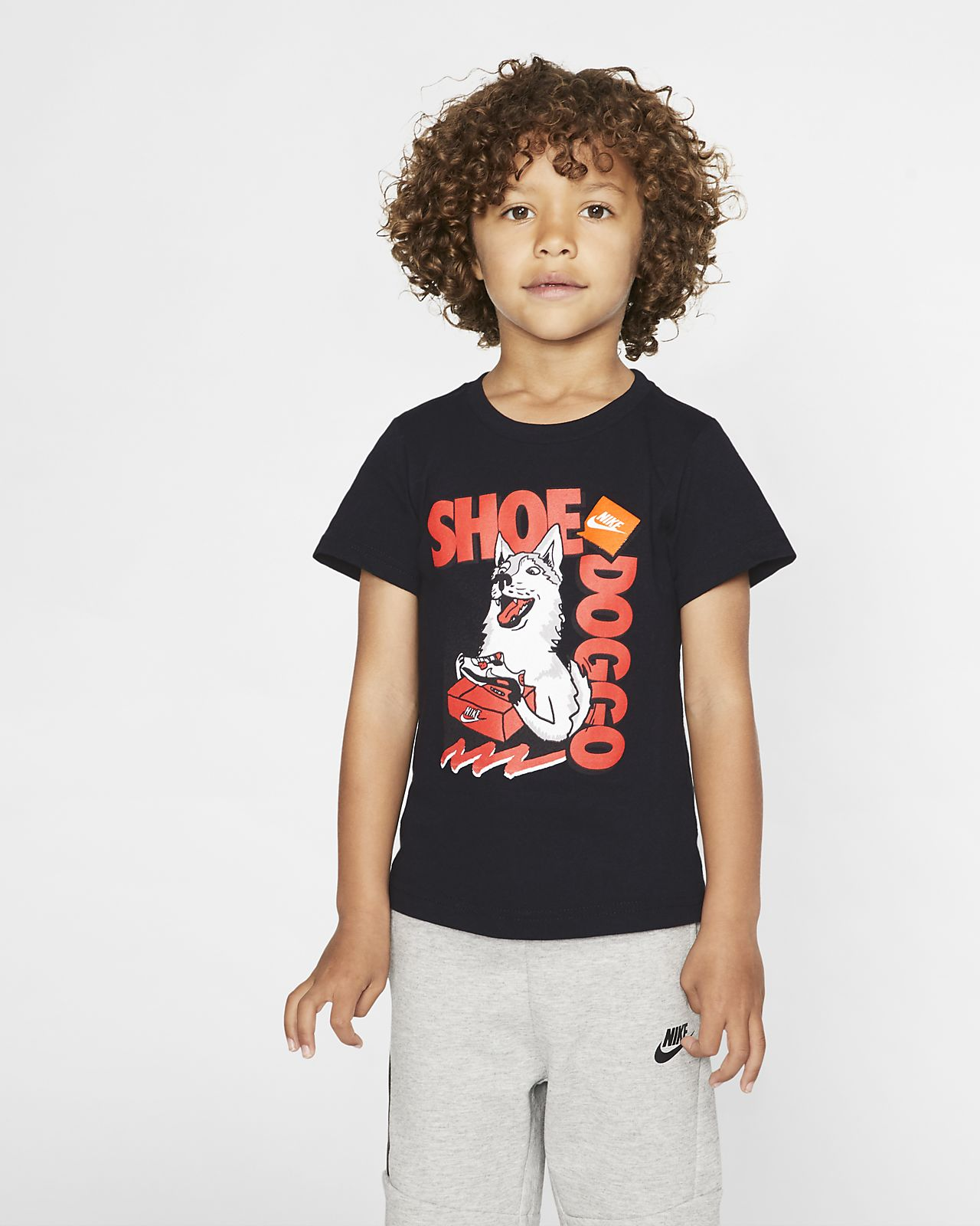 Nike Sportswear Little Kids' T-Shirt