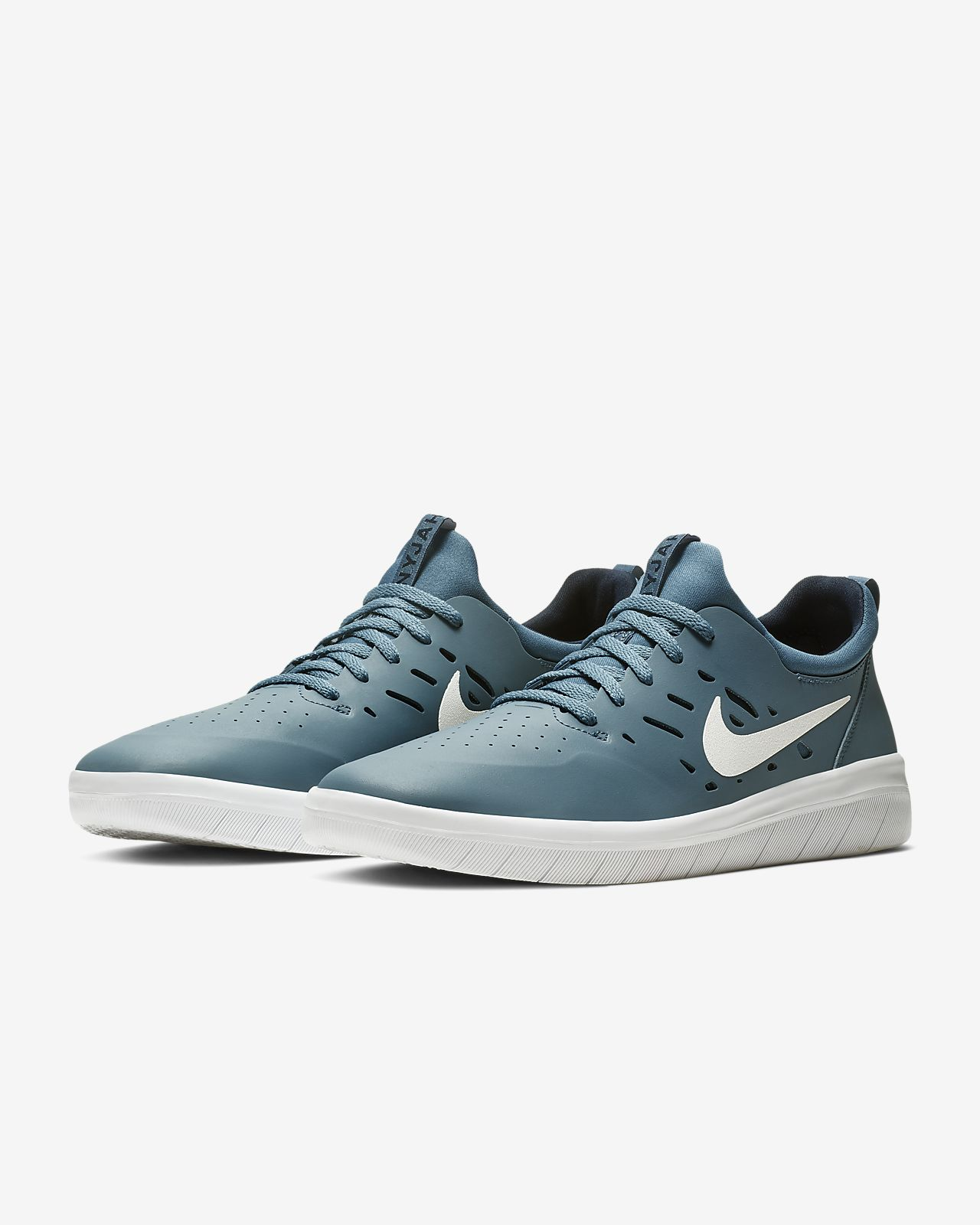 f94de0632d37e0 Nike SB Nyjah Free Skate Shoe. Nike.com GB