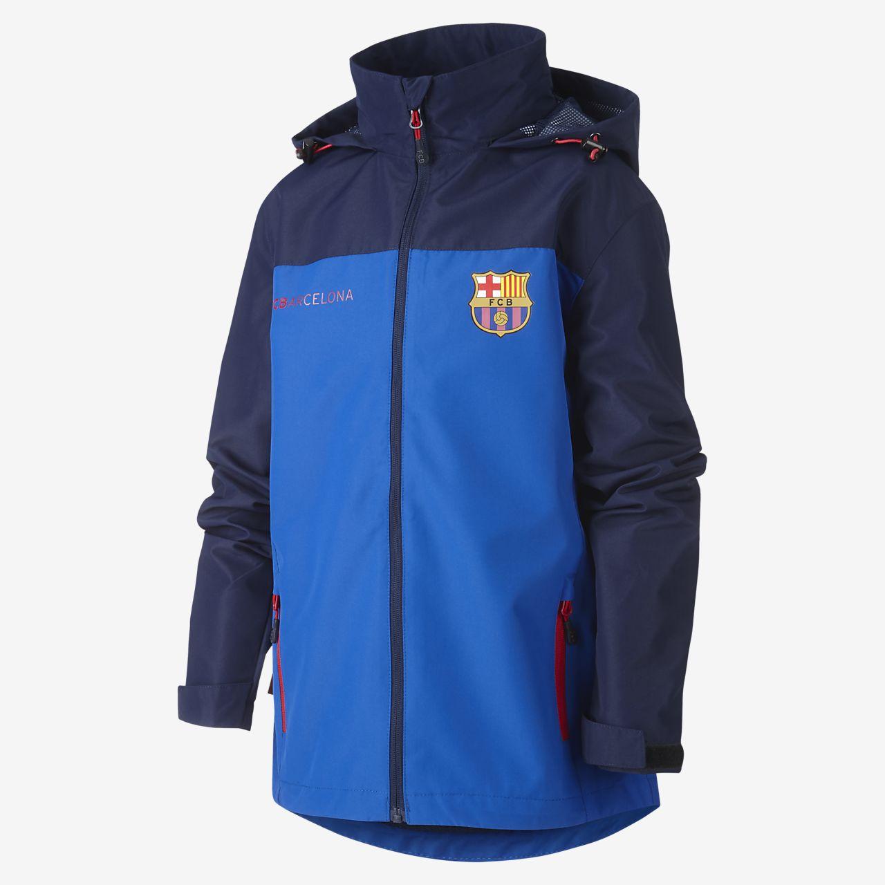 c8eec16e63ed9 FC Barcelona Active Chaqueta - Niño a. Nike.com ES