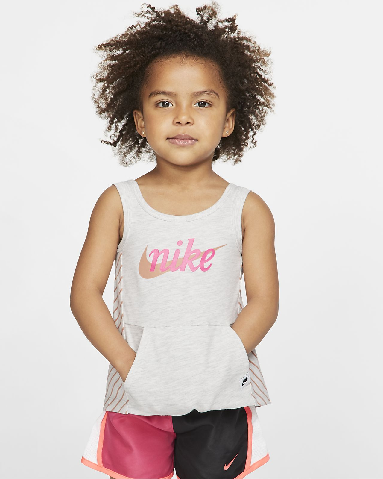 Nike Sportswear Toddler Sleeveless Top