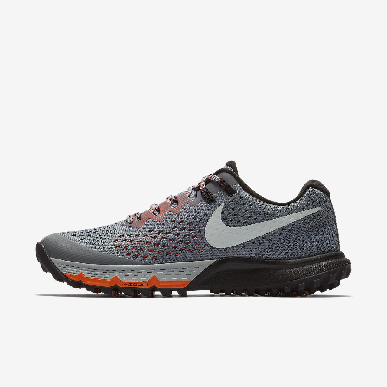 Nike ® Air Zoom Terra Kiger 3 W chaussures de course noir gris 40,5 EU