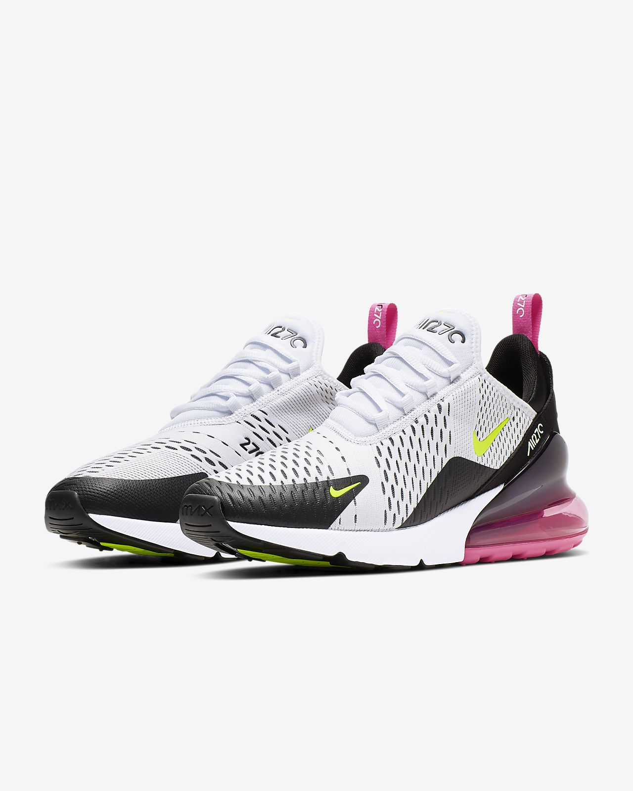 085d9e8d36 Nike Air Max 270 Men's Shoe. Nike.com IN