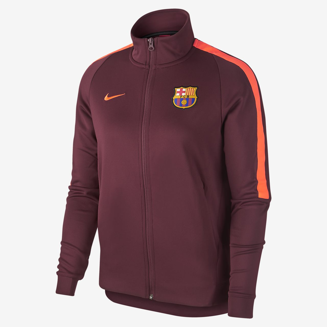 ... FC Barcelona Authentic N98 Women's Track Jacket