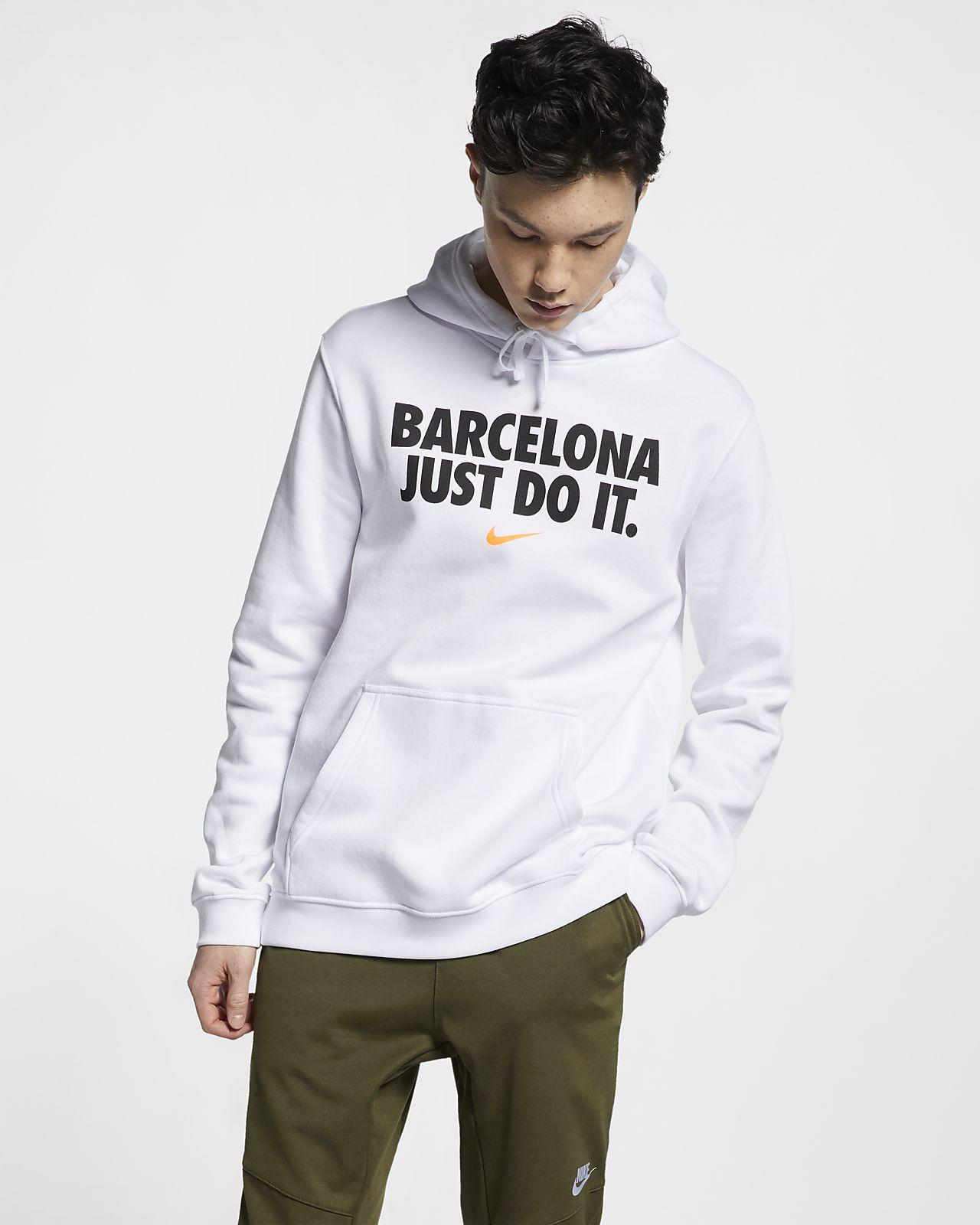 Men's Nike Sportswear Club Fleece Pullover Hoodie