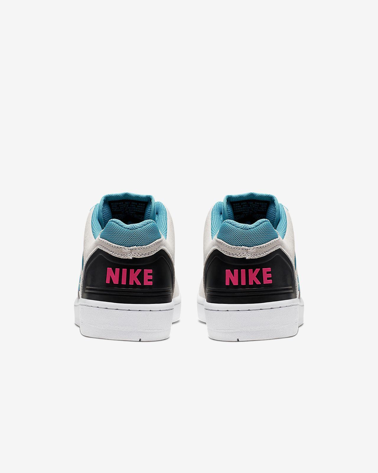 Zapatillas Nike Sb Air Force 2 Low White Blue Ao0300 100