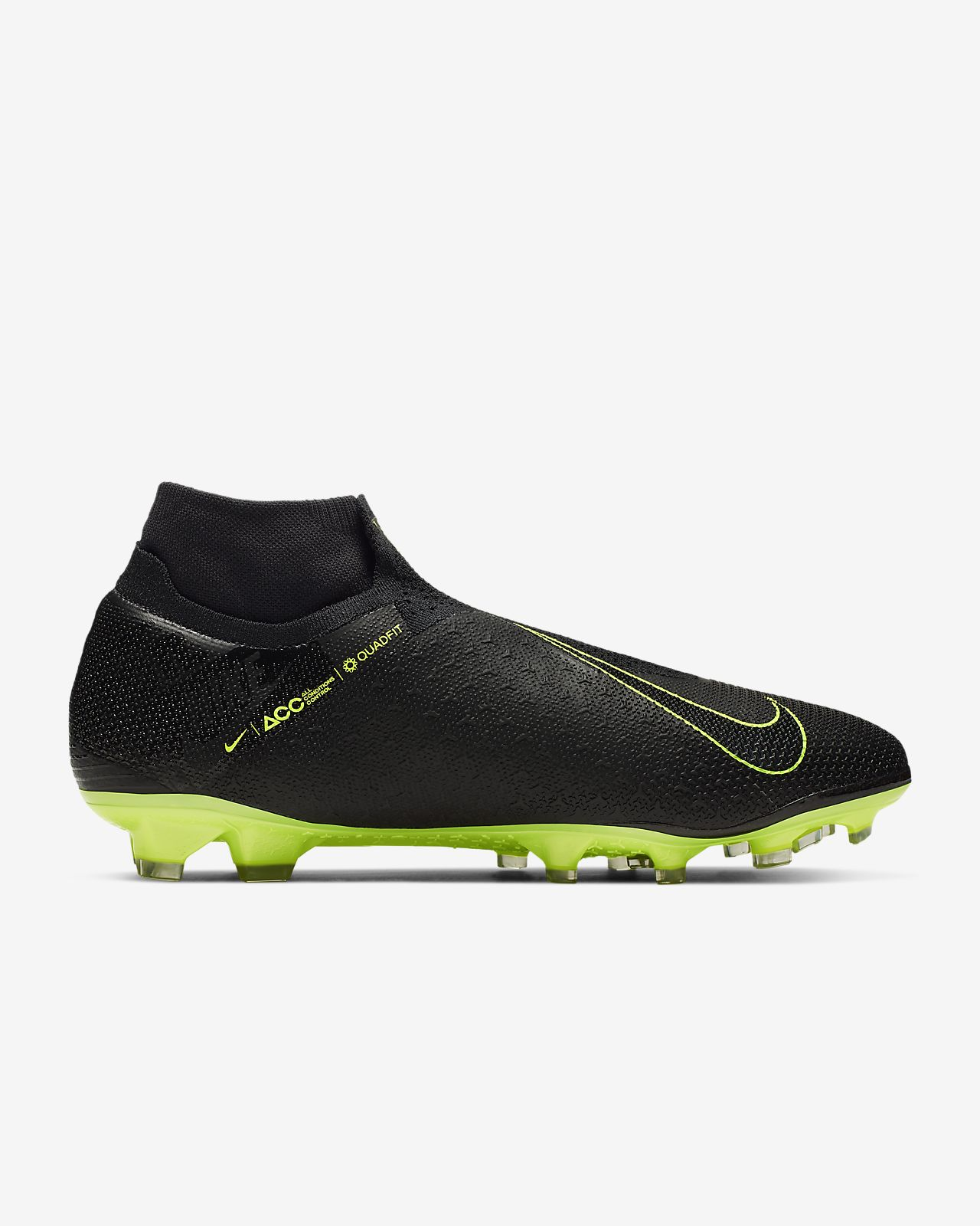 cc9eb260e ... Nike Phantom Vision Elite Dynamic Fit FG Firm-Ground Soccer Cleat