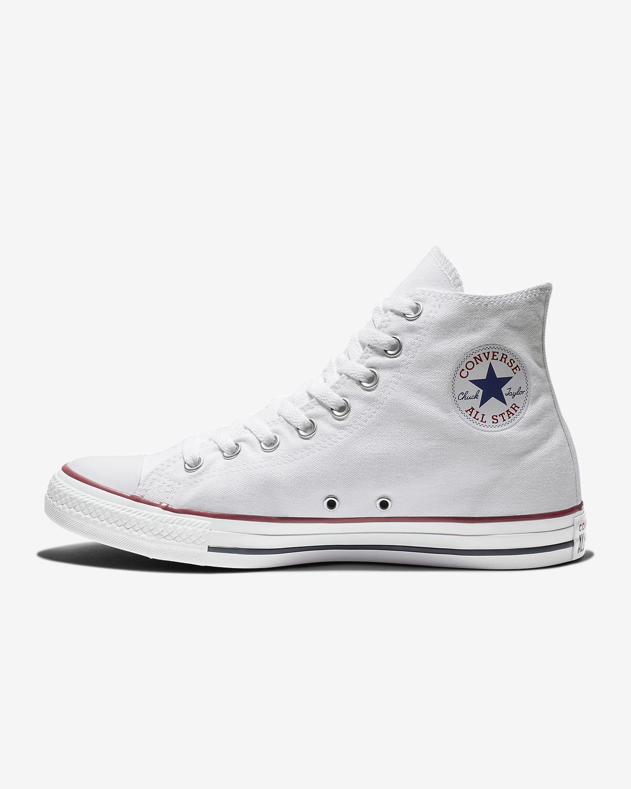 Calzado unisex Converse Chuck Taylor All Star de perfil alto