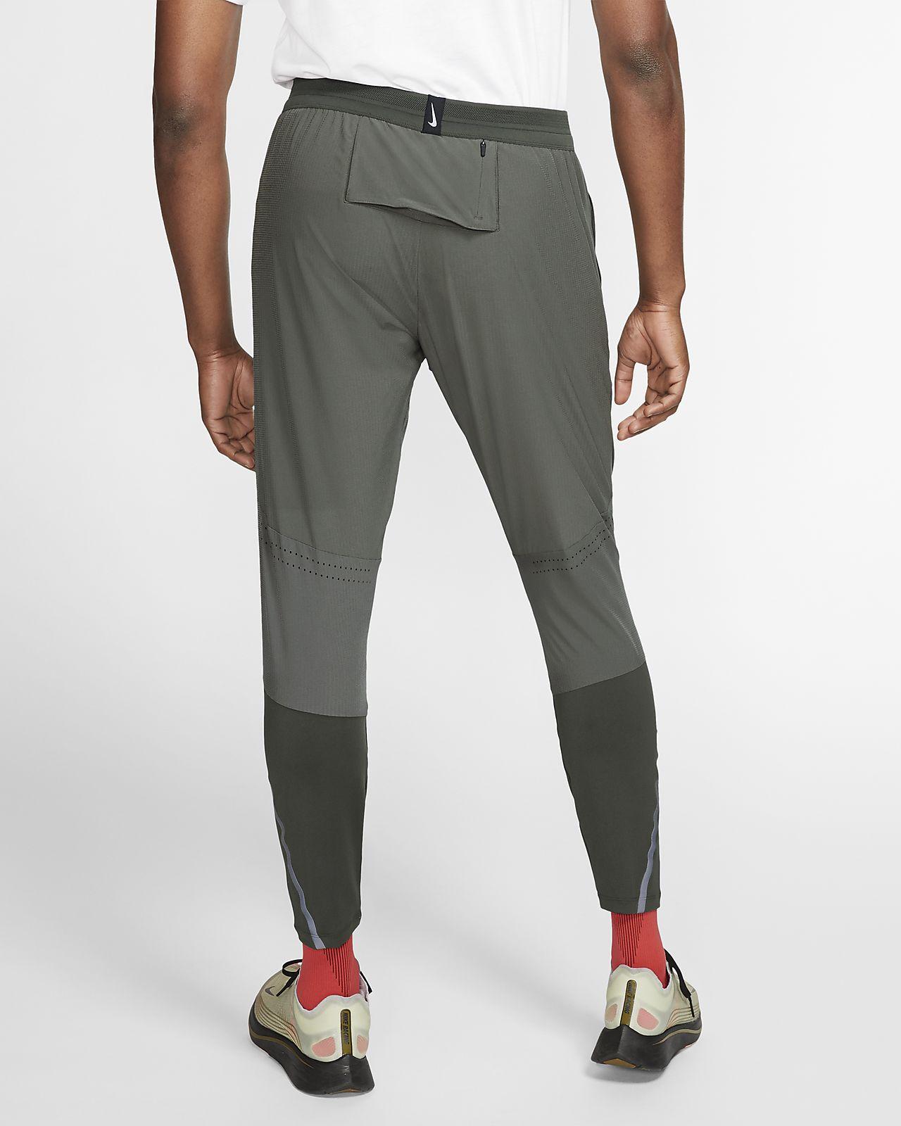 pantaloni running nike uomo