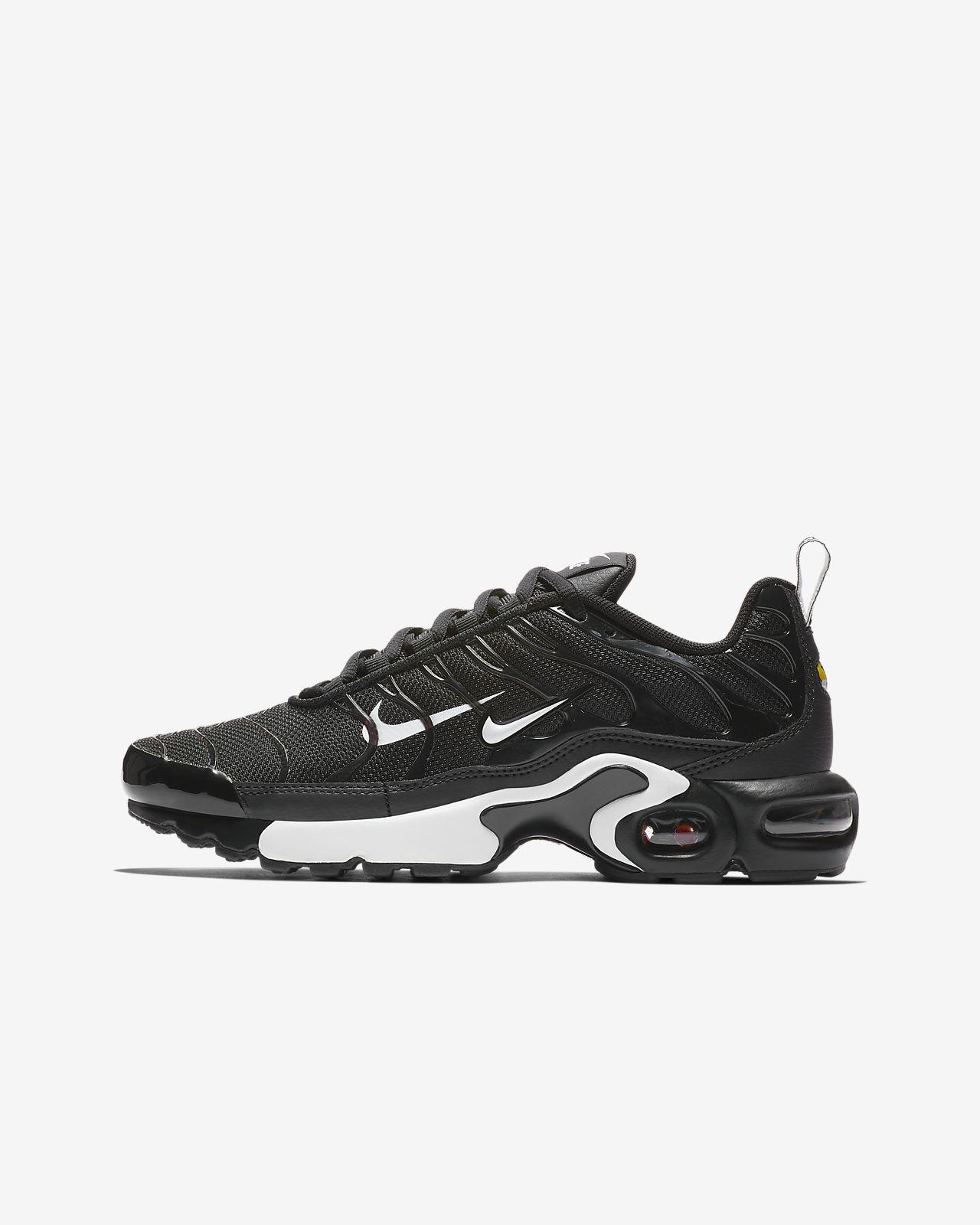 timeless design 665c1 3cf87 Nike Air Max Plus SE-sko til store børn
