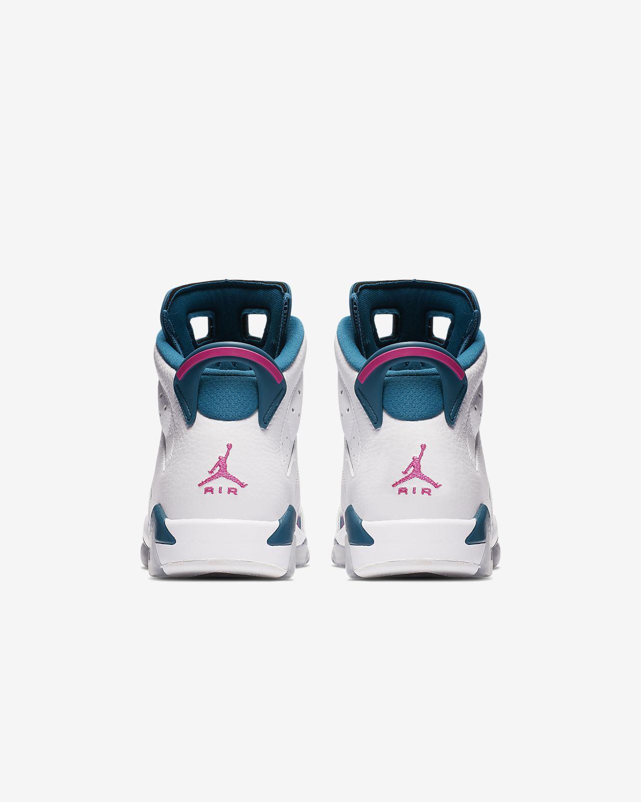 141df9130cd8 Air Jordan Retro 6 Big Kids  Shoe. Nike.com