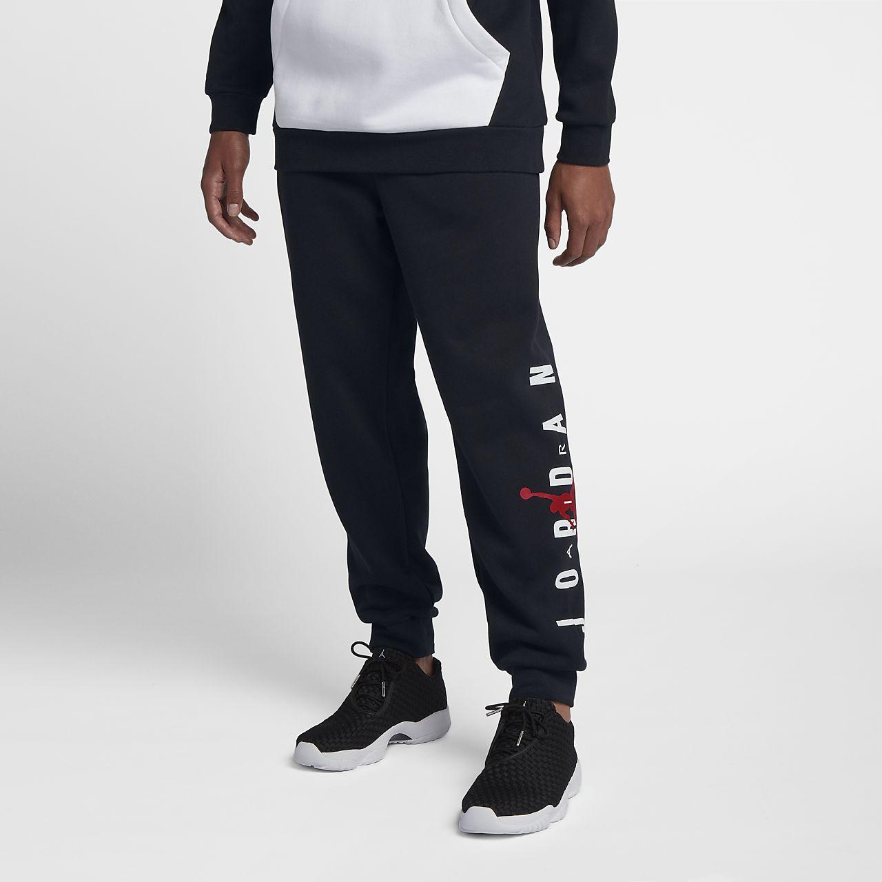 Мужские флисовые брюки Jordan Jumpman Air. Nike.com RU 905a02cd625