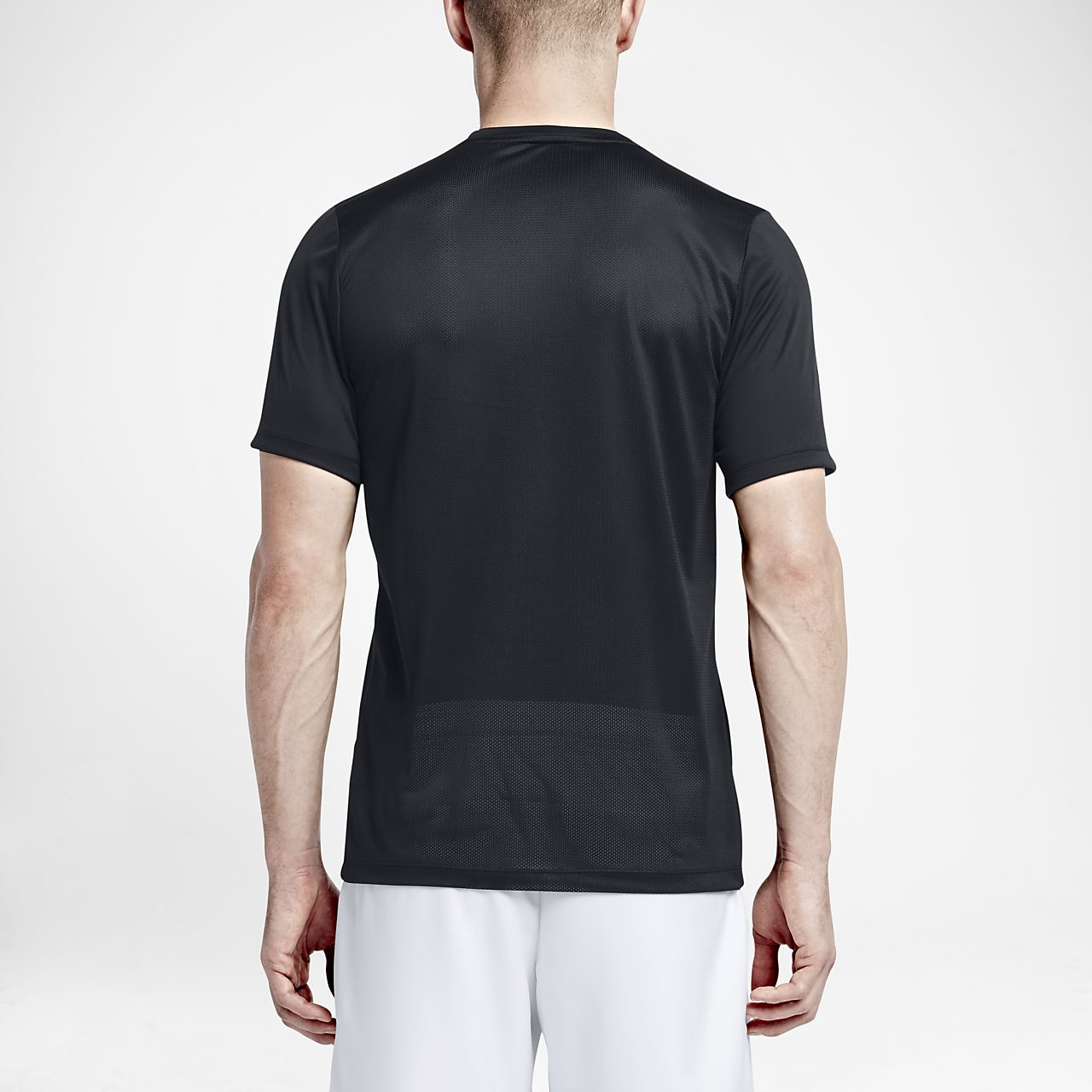 Nike Men's Dry Academy Football Top (Black)