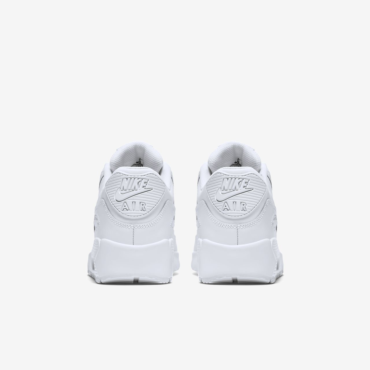 reputable site ca8ca f54bc ... Nike Air Max 90 Leather Older Kids Shoe