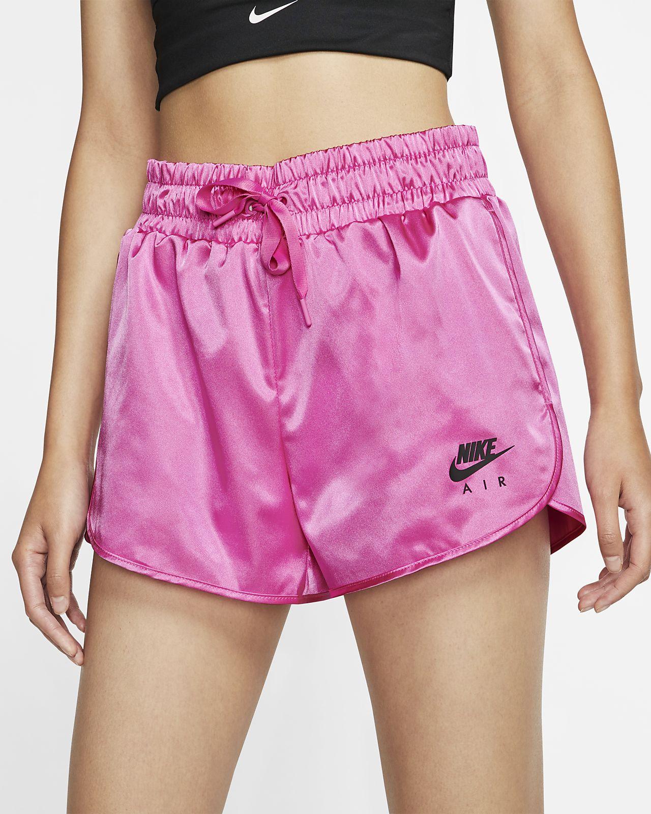 Nike Air Satin-Shorts für Damen