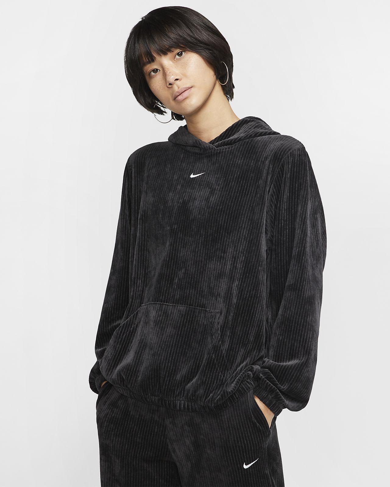 Nike Sportswear Women's Velour Hoodie