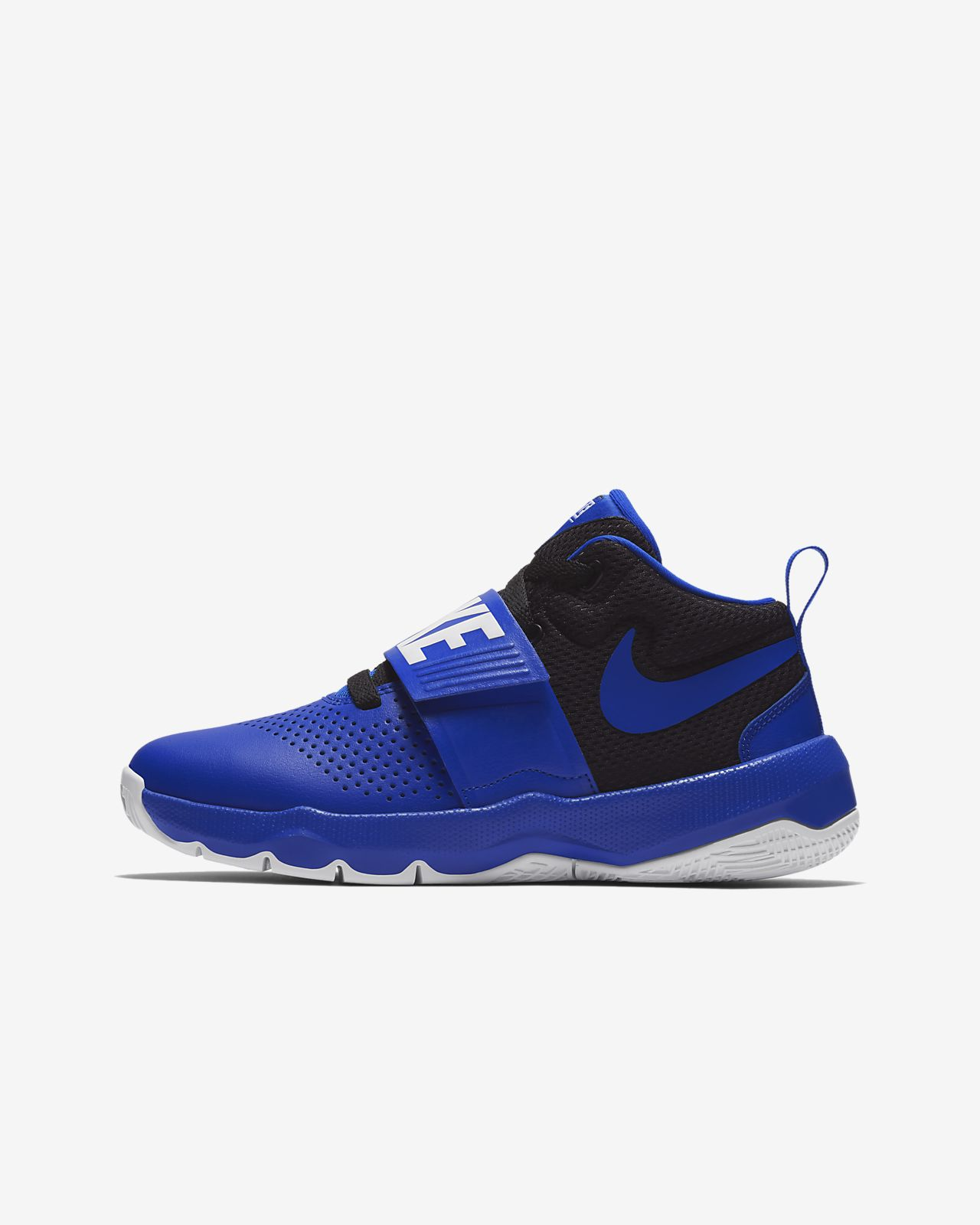 15d01648bd5 Nike Team Hustle D 8 Big Kids  Basketball Shoe. Nike.com