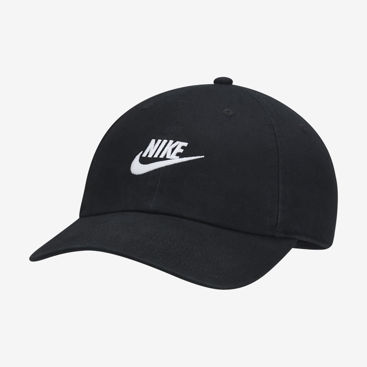 low priced 8a681 7c210 Hat. Nike Sportswear Heritage86 Futura Washed