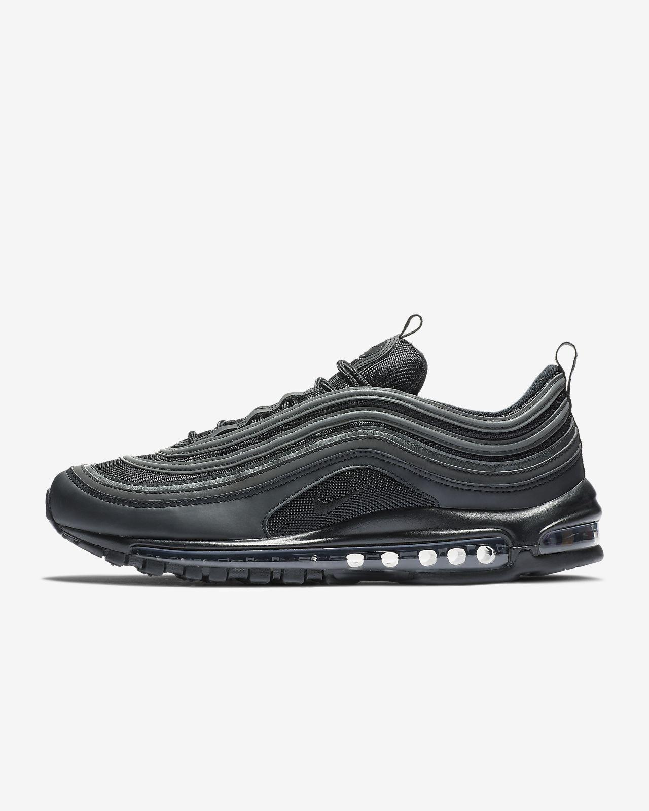 Nike Buty męskie Air Max 97 czarne r. 44.5 (BQ4567 001) w
