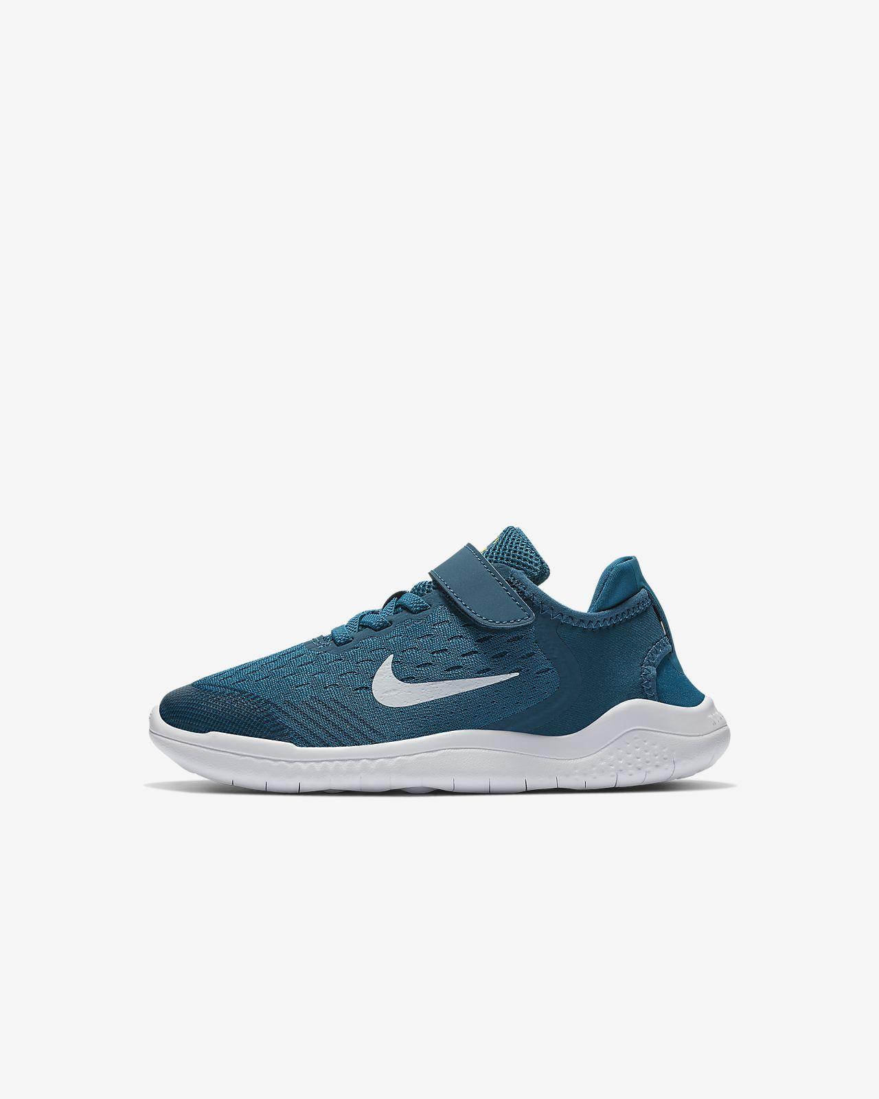 Nike Free RN 2018 Little Kids  Shoe. Nike.com 033ed9474