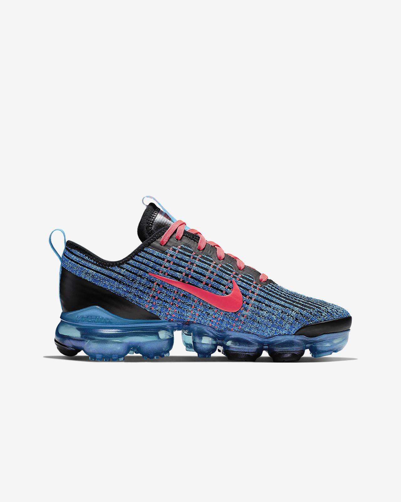 29b2bad4e7ba Nike Air VaporMax Flyknit 3 Big Kids  Shoe. Nike.com
