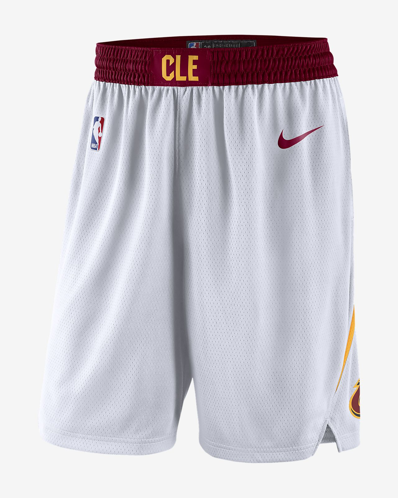 Cleveland Cavaliers Association Edition Swingman Men's Nike NBA Shorts