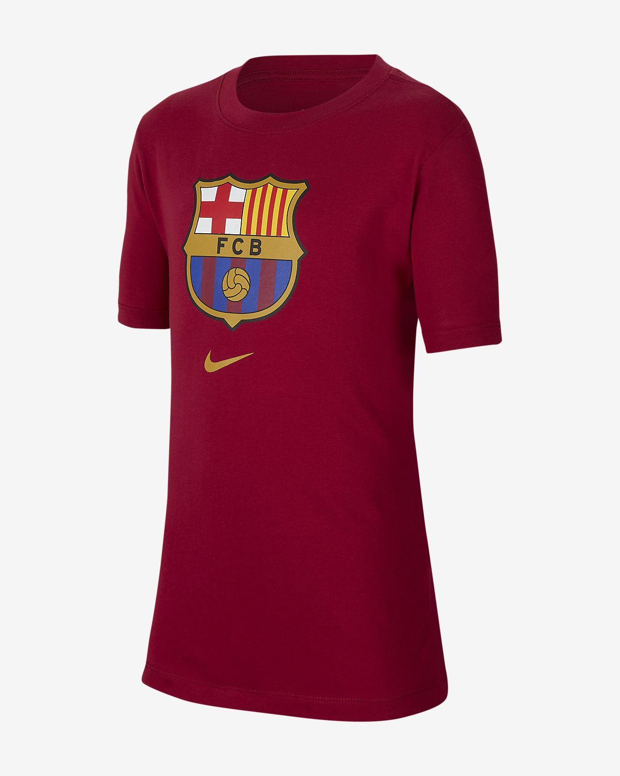 FC Barcelona T-shirt voor kids