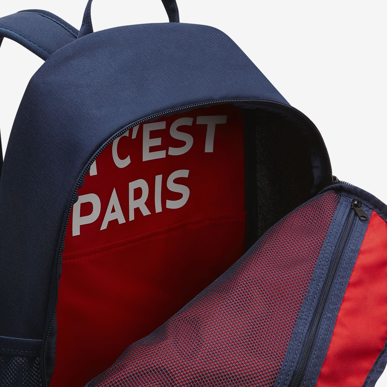 b8db8882ba43 Paris Saint-Germain Stadium Football Backpack. Nike.com NZ