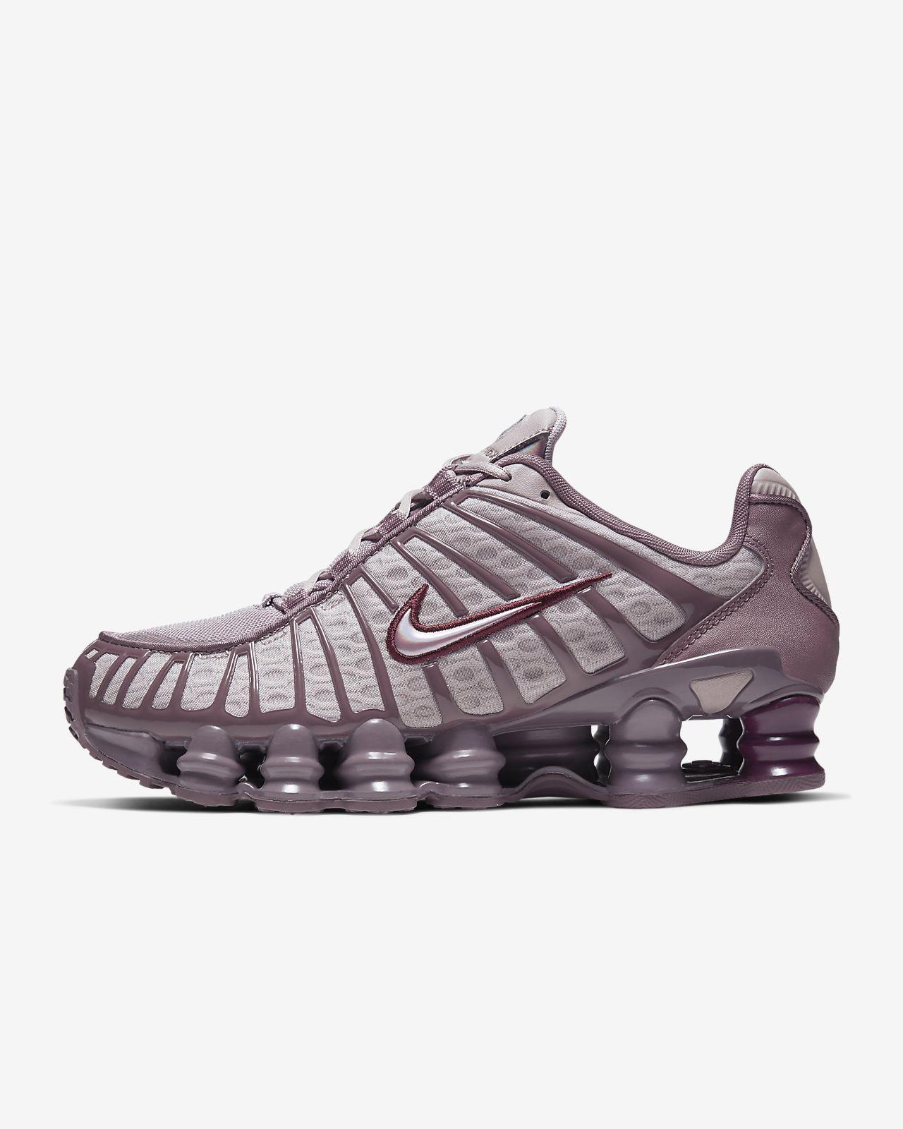 Nike W Shox TL Zapatillas de Atletismo para Mujer