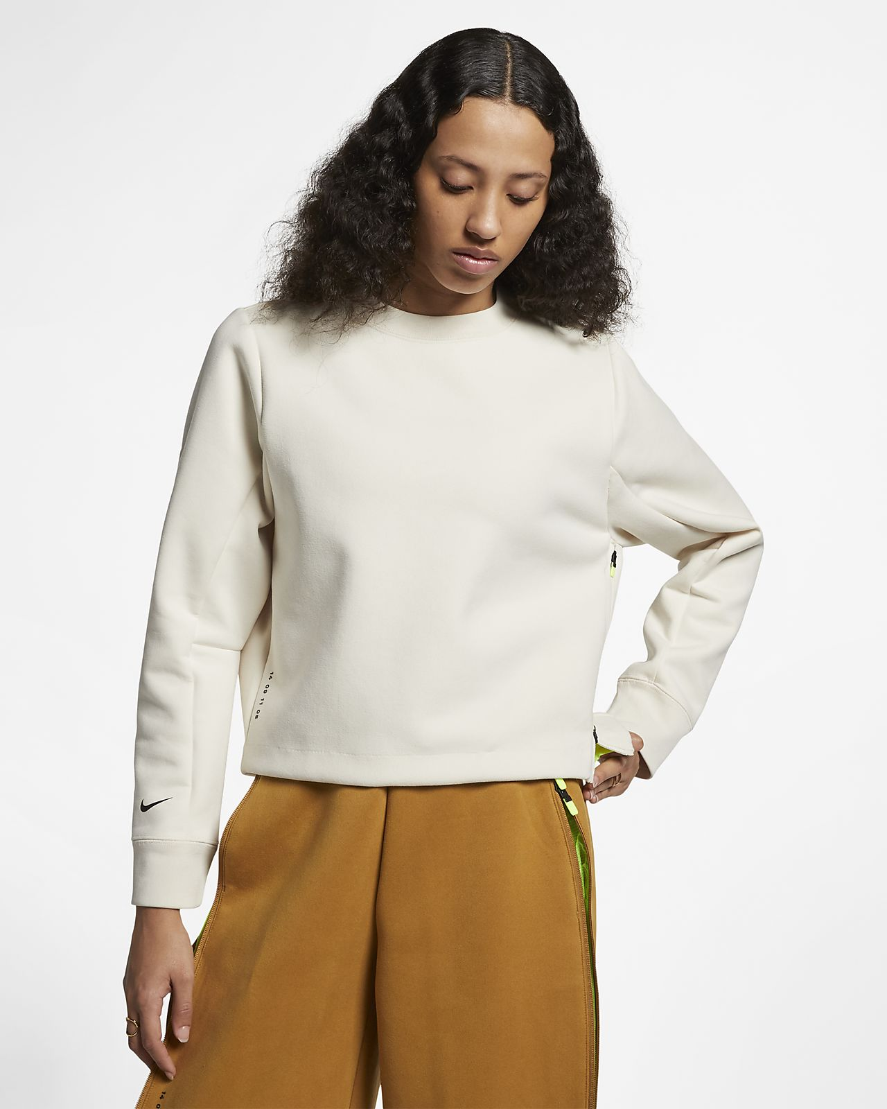Sudadera para mujer Nike Sportswear Tech Pack