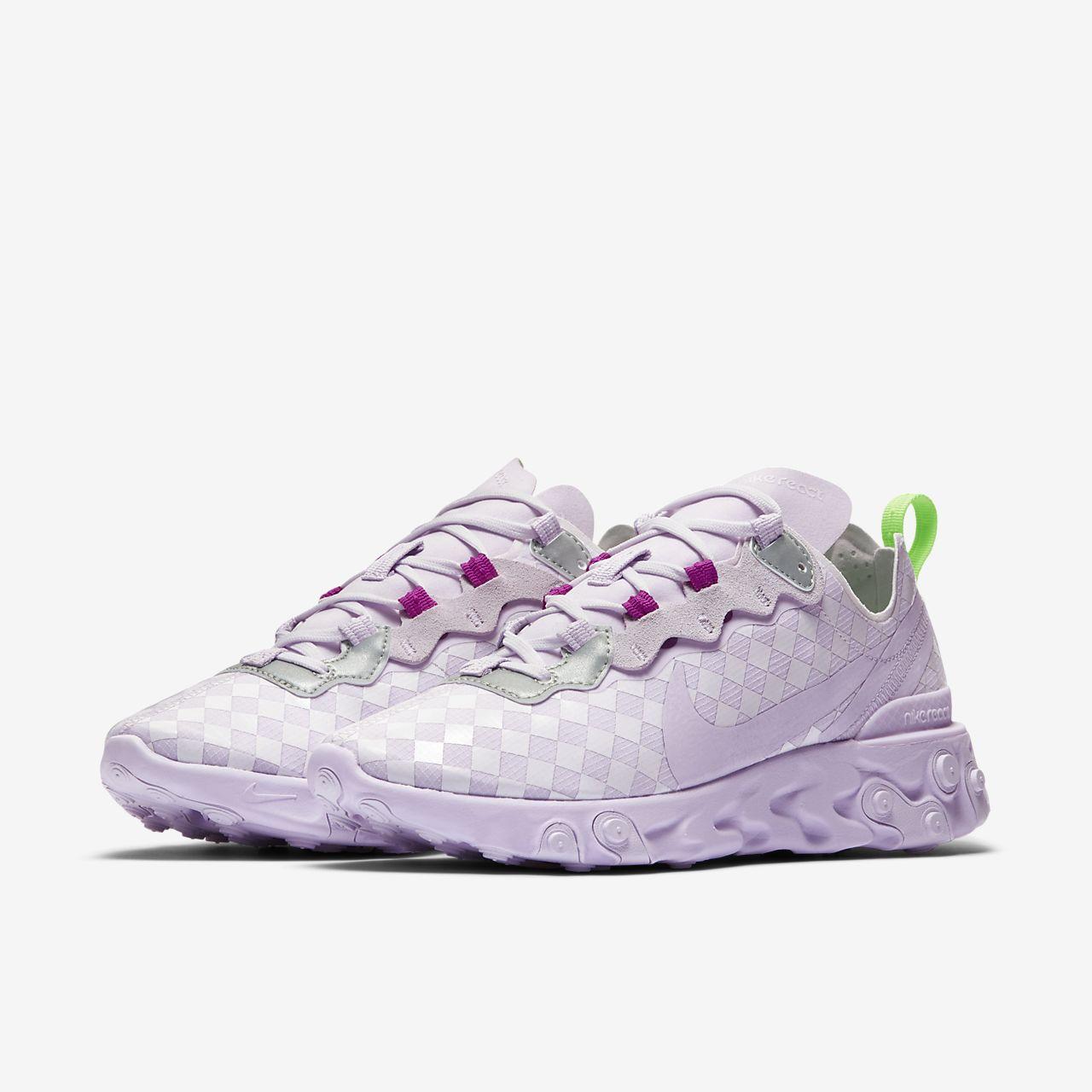 Damier À 55 Pour Chaussure Nike React Element Femme 9EWDH2I