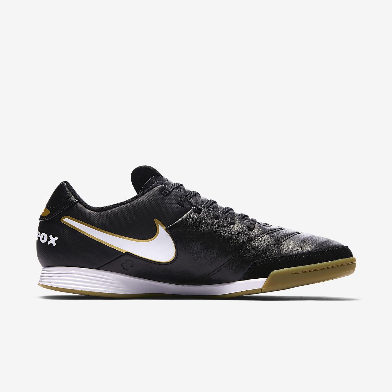 Zapatos blancos Nike Tiempo Genio para hombre Btlu5sW