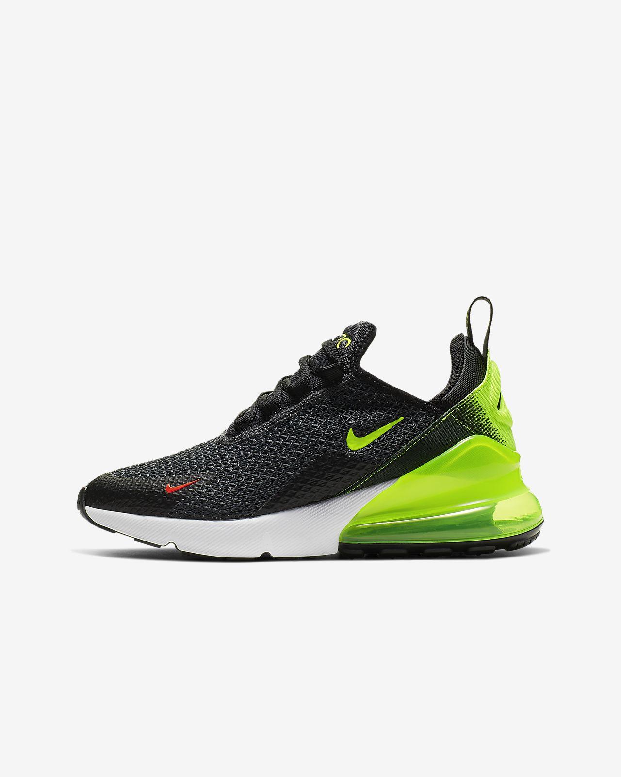 best website 2a58d ffaa8 ... Nike Air Max 270-sko til store børn