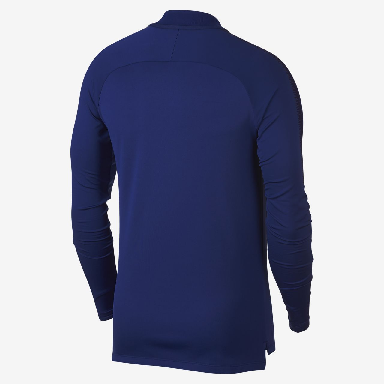 54f03295 Nike Dri-FIT Squad Drill Men's Long-Sleeve Football Top. Nike.com BE