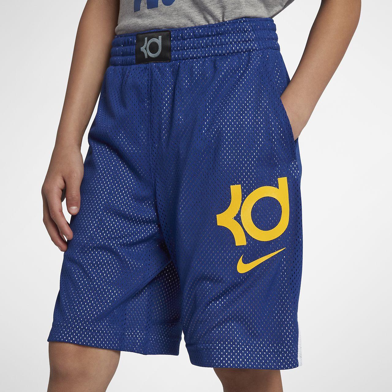 0b2134cba140 Nike KD Big Kids  (Boys ) Basketball Shorts. Nike.com