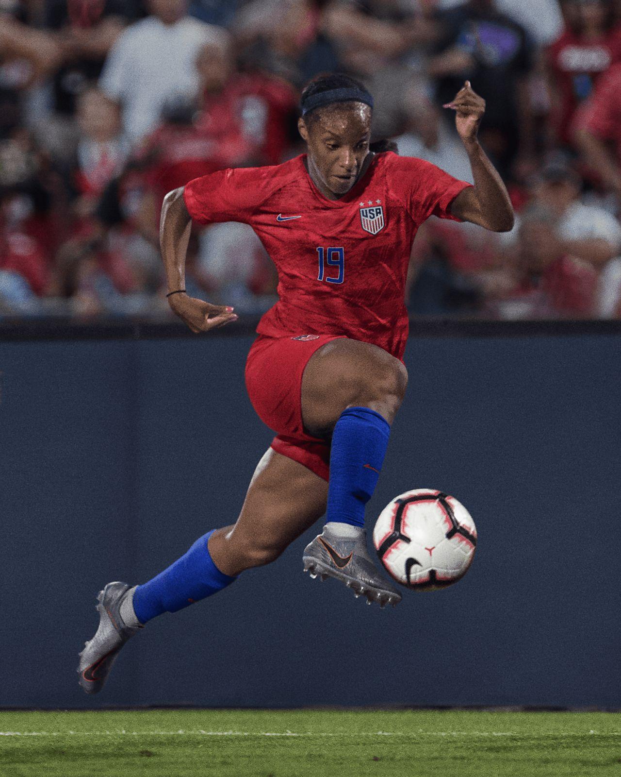 3a877f88d93 U.S. 2019 Stadium Away Women s Soccer Jersey. Nike.com
