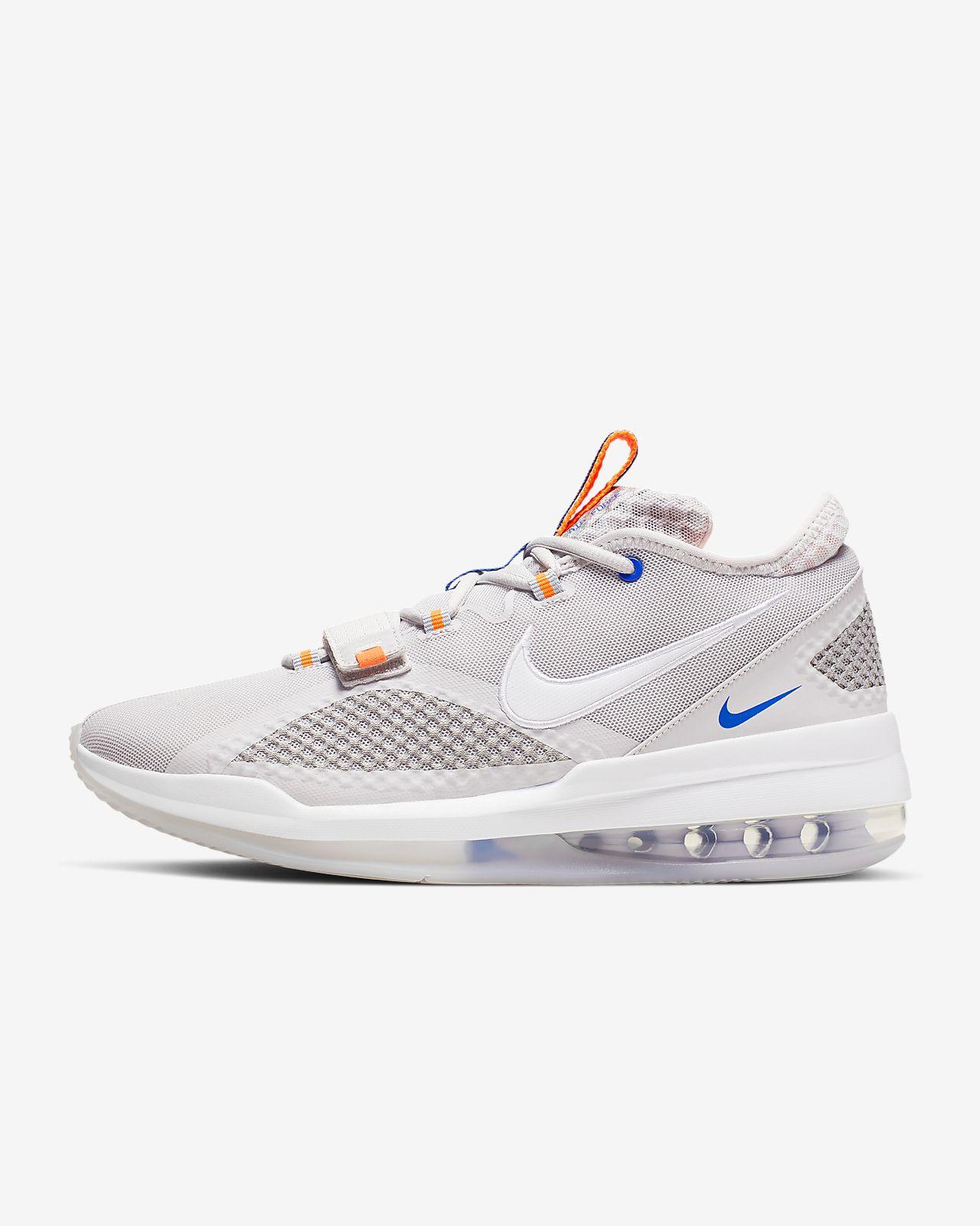 Баскетбольные кроссовки Nike Air Force Max Low