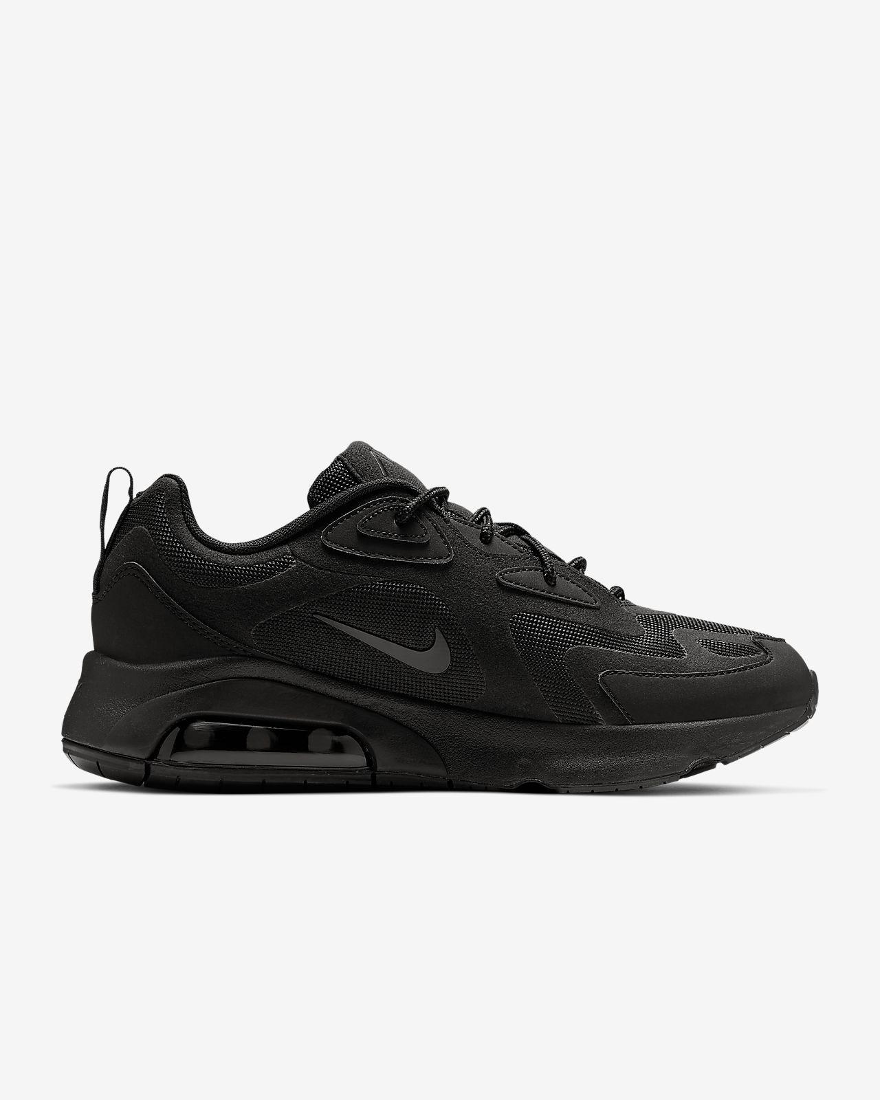 Nike Air Max 200, schwarz