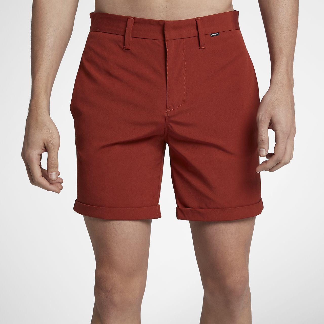 Hurley Byron Short Walkshorts van 46 cm voor heren