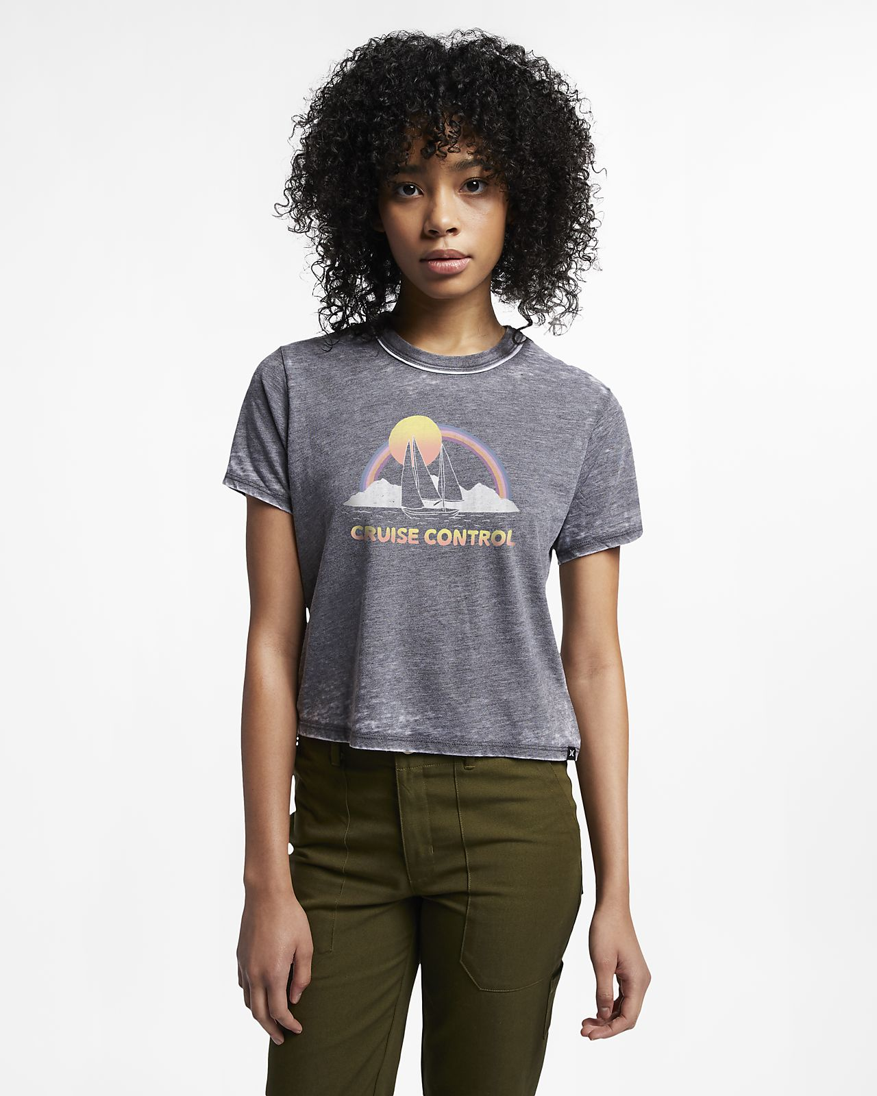 Женская футболка Hurley Cruise Control