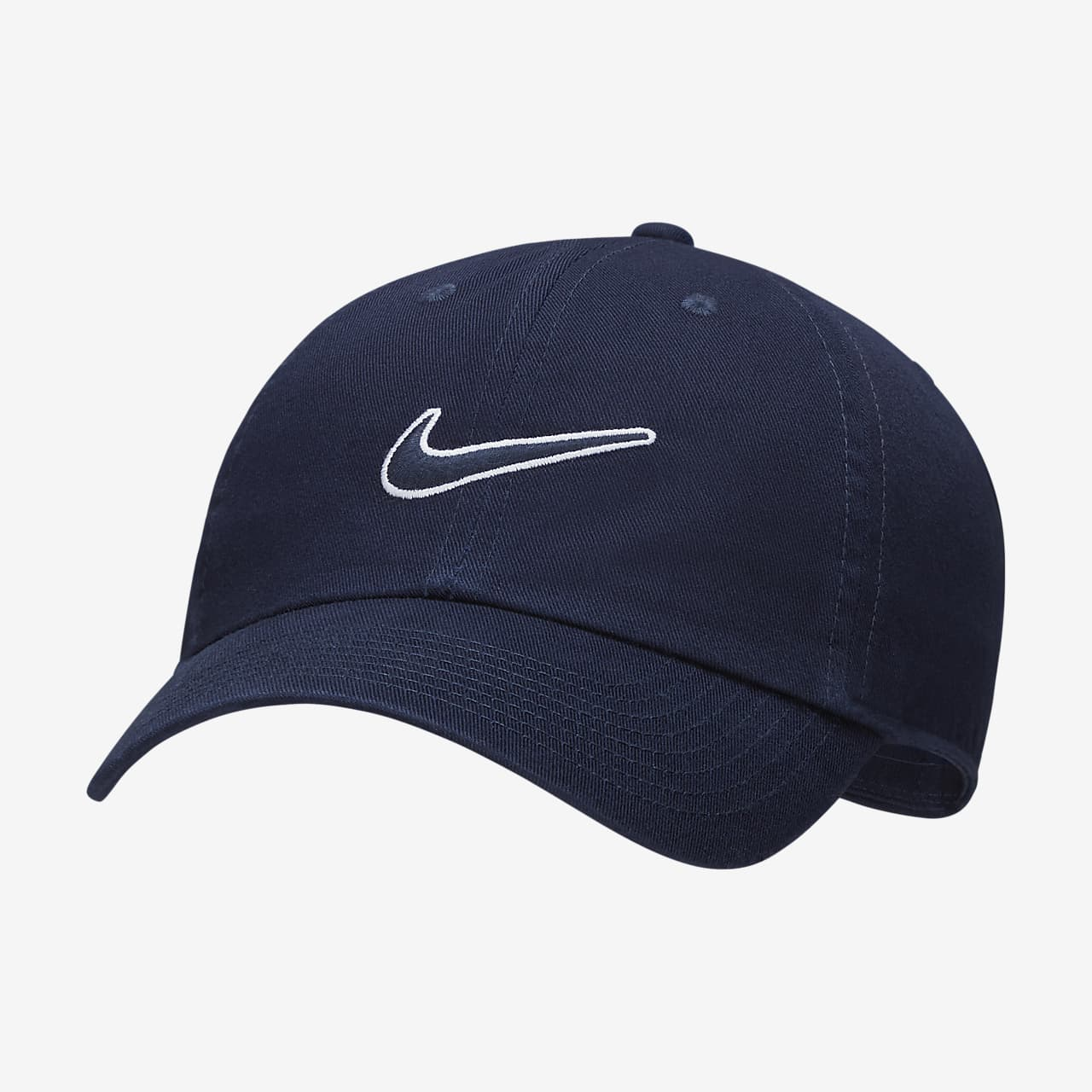 f586f8444 Nike Heritage 86 Essential Swoosh Adjustable Hat