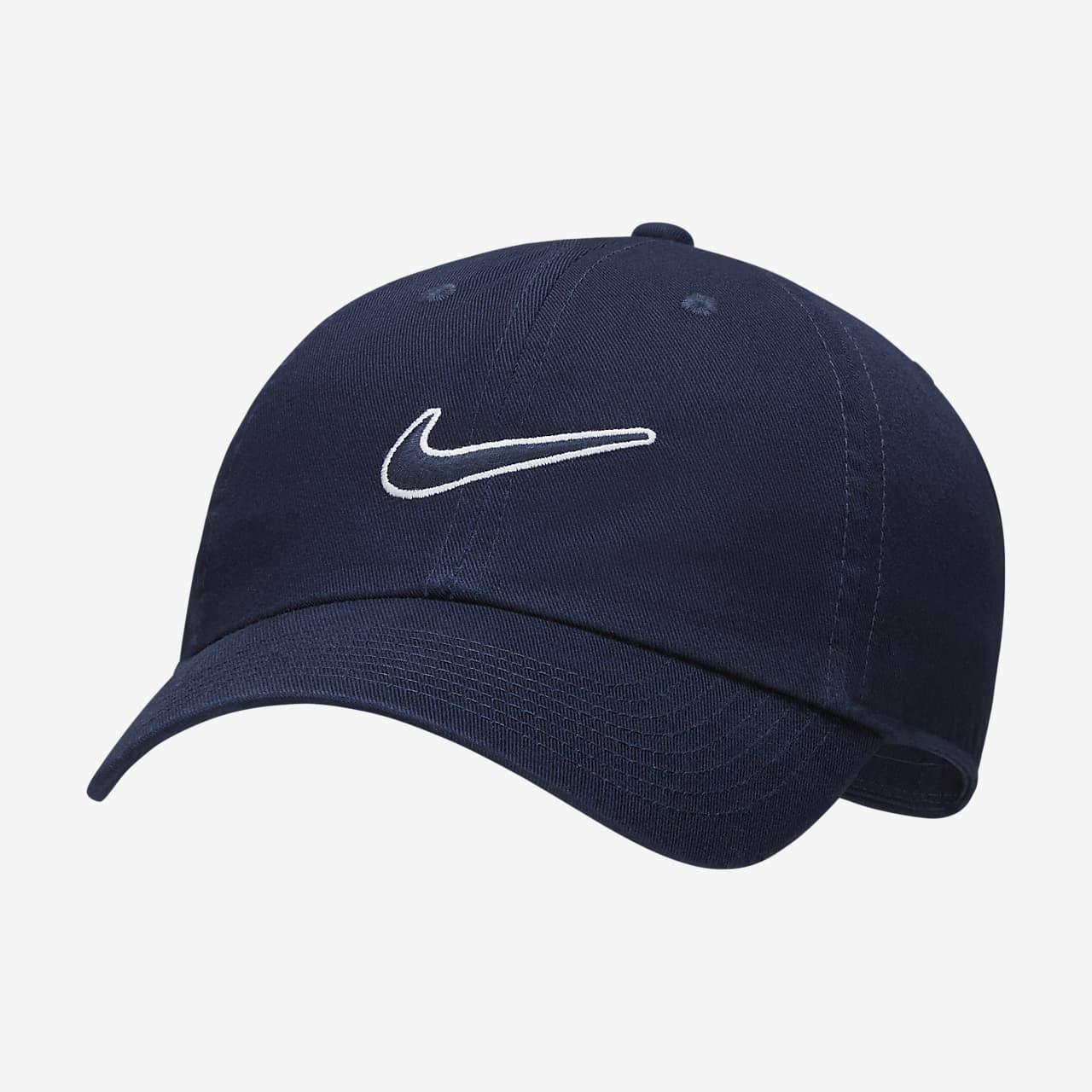 Regulowana czapka Nike Heritage 86 Essential Swoosh