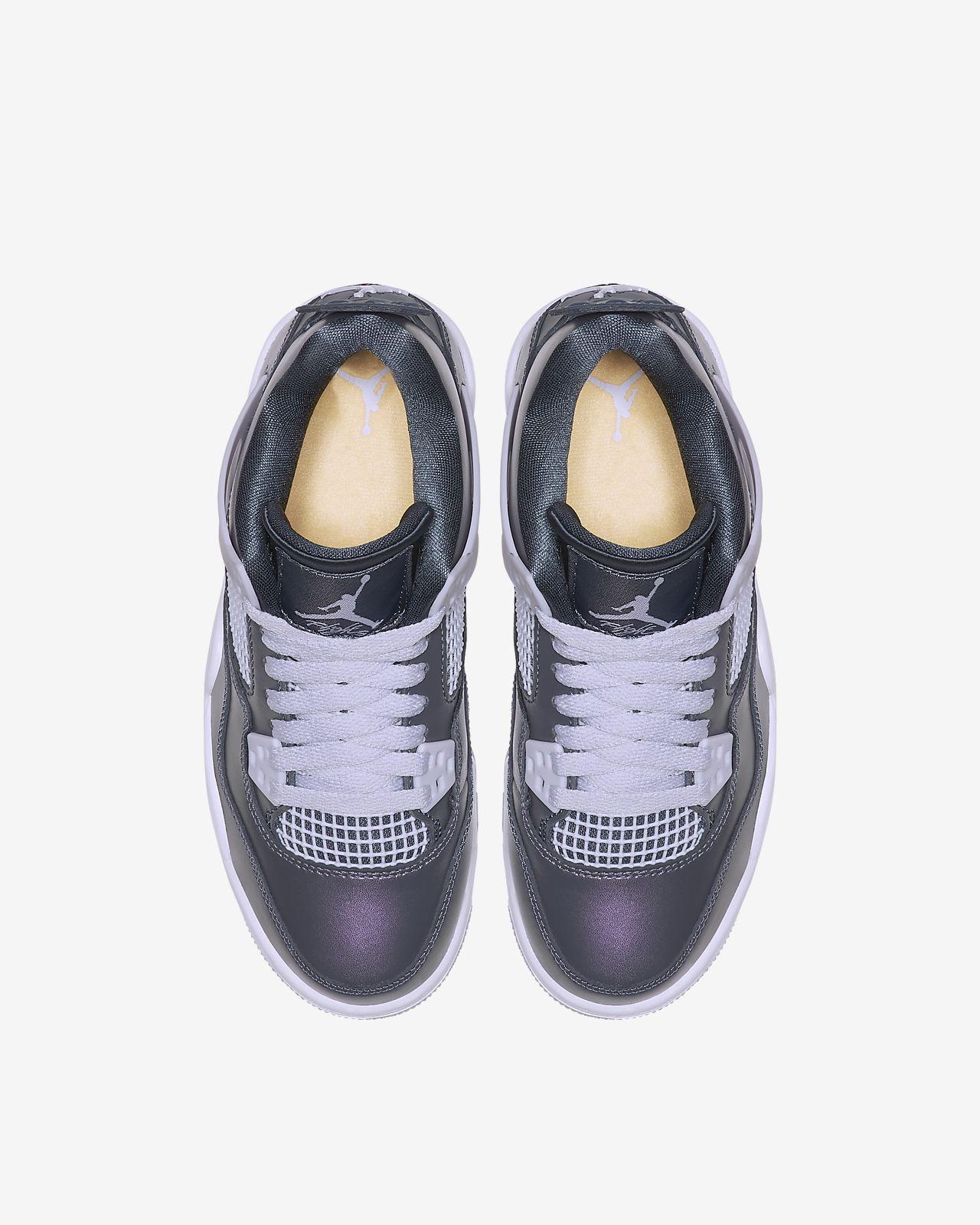 size 40 95d2d dc253 Air Jordan 4 Retro SE Big Kids' Shoe
