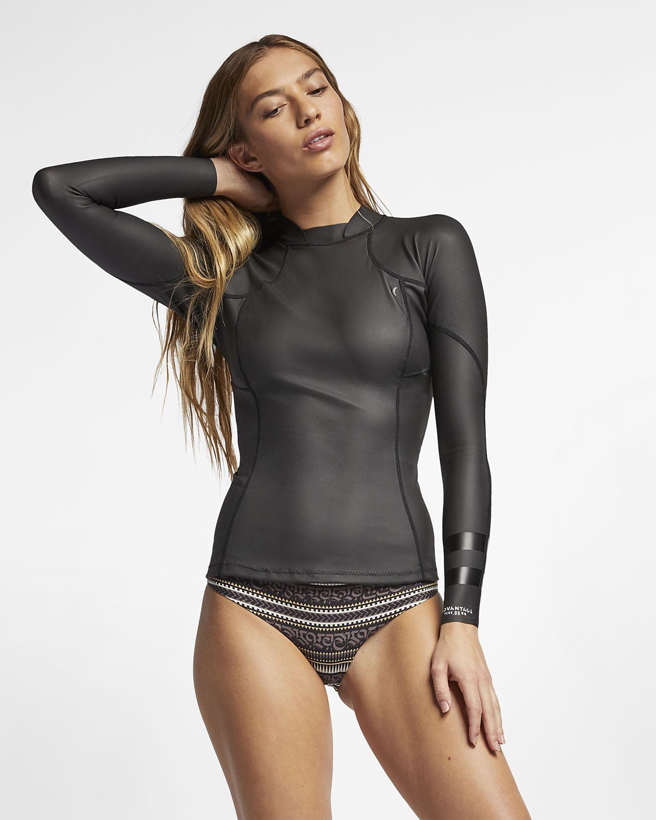 Hurley Advantage Plus 0.5mm Windskin Women's Wetsuit Jacket