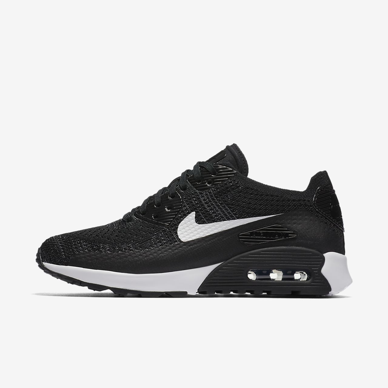 ... Nike Air Max 90 Ultra 2.0 Flyknit Women's Shoe