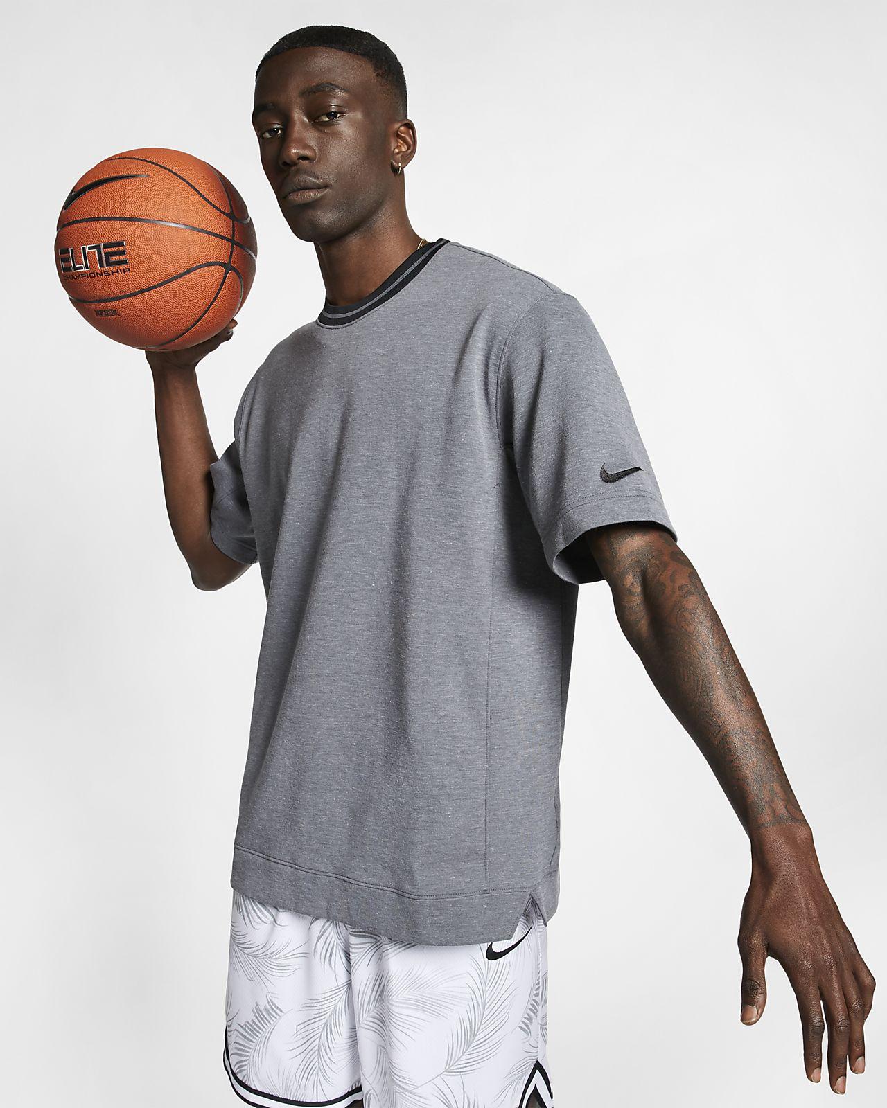 8f57ba345d829 Nike Dri-FIT Men's Short-Sleeve Basketball Top. Nike.com