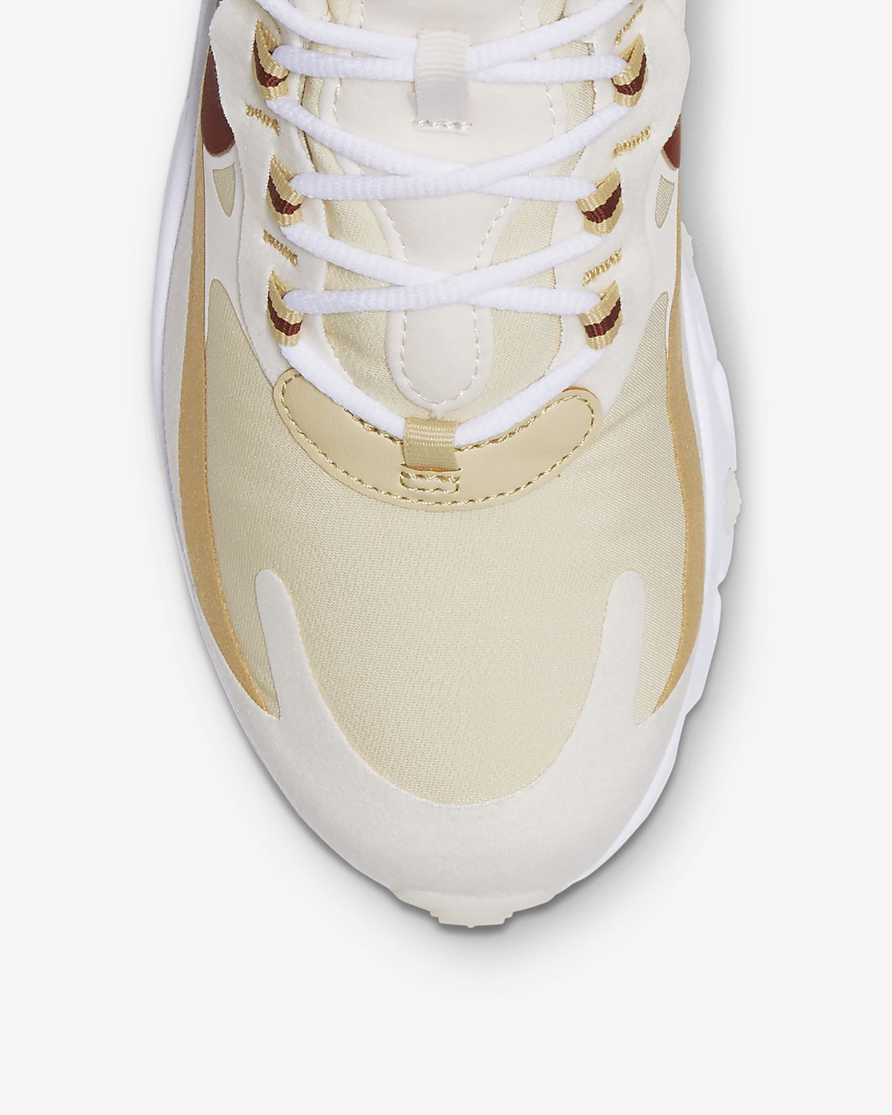 Nike Air Max 270 React Red Beige AT6174 700  