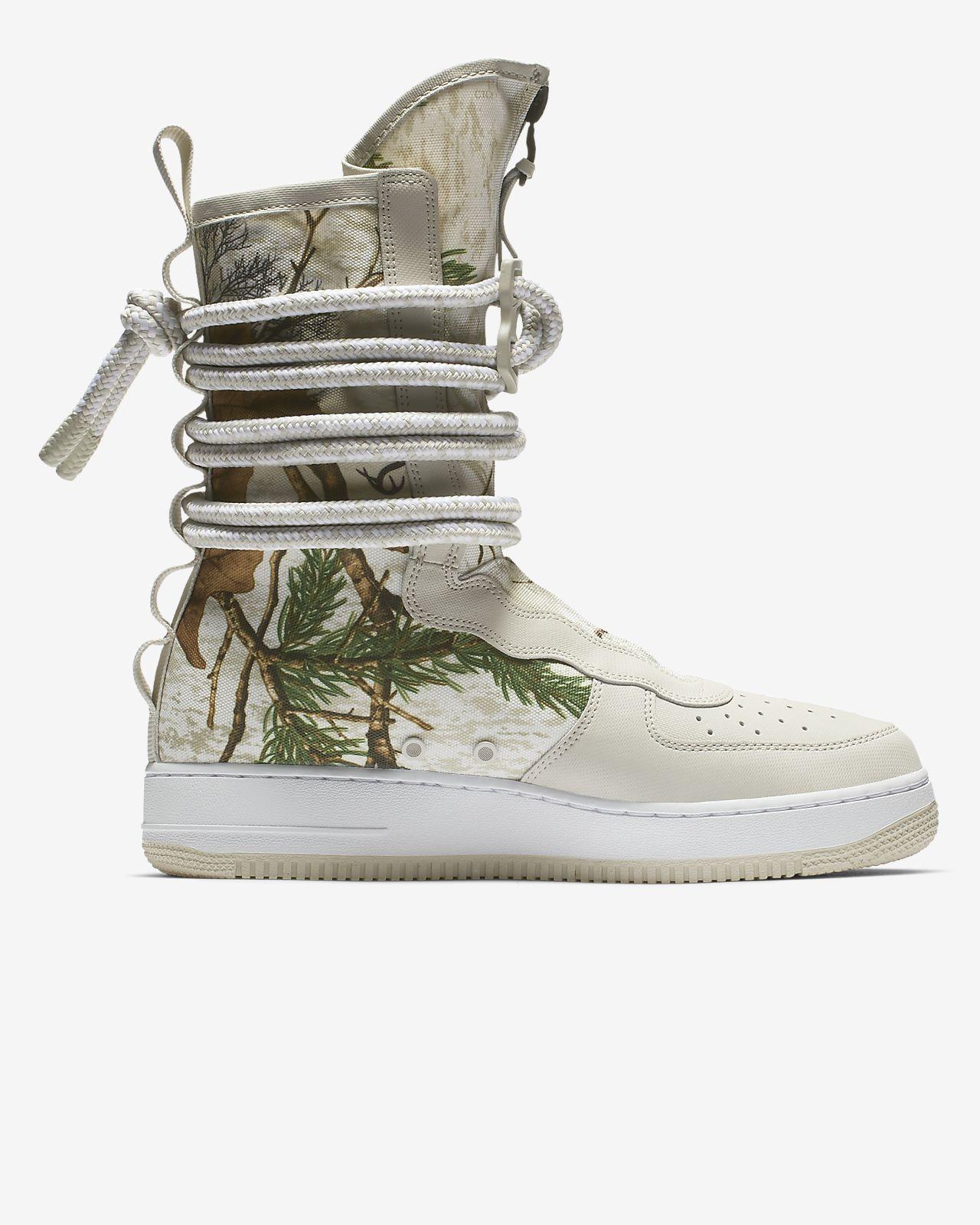 san francisco 103af 0ad90 ... Nike SF Air Force 1 High Realtree® Men s Boot