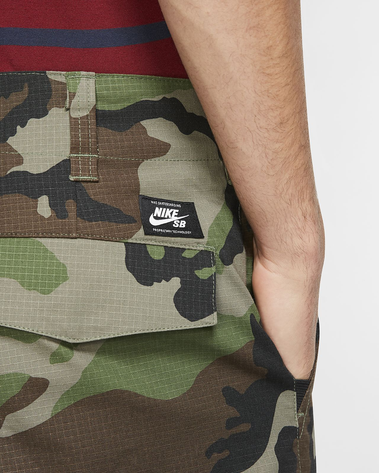 nike pantalon militar