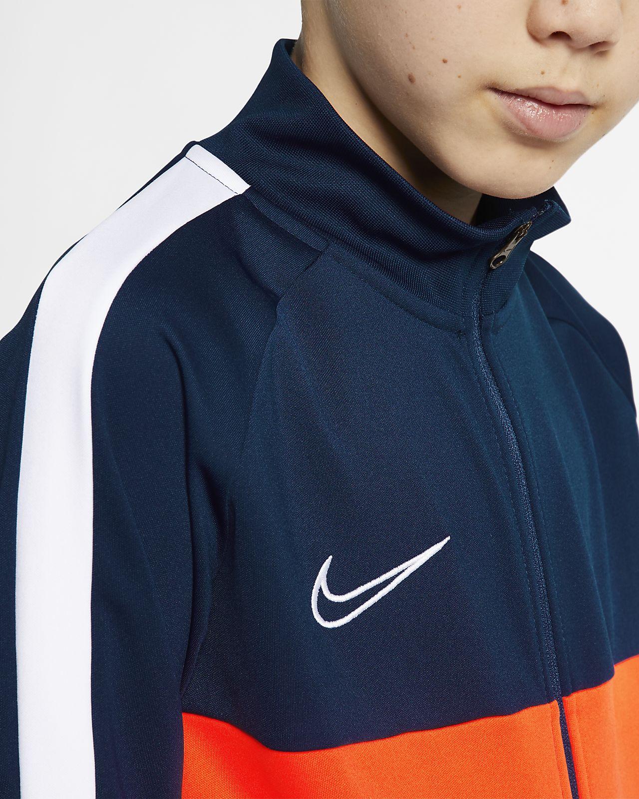 Veste de football Nike Dri FIT Academy « I96 » pour Enfant plus âgé