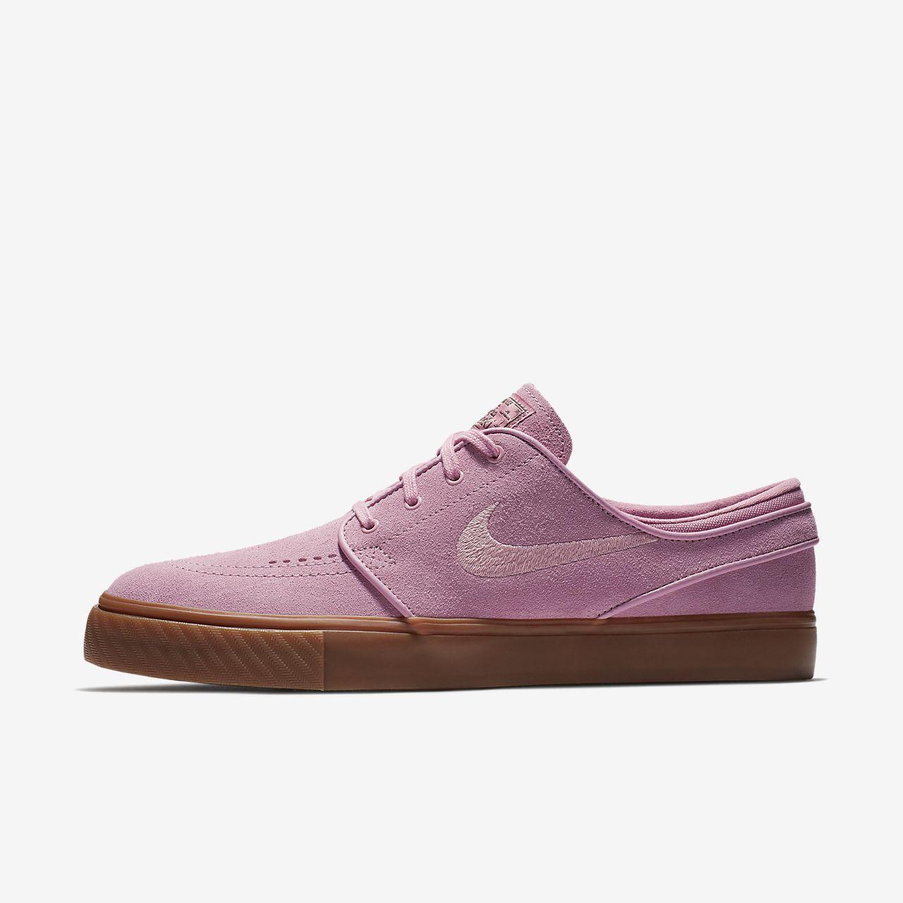 Nike SB Zoom Stefan Janoski Men's Skateboarding Shoes Blue/Brown qP3817C